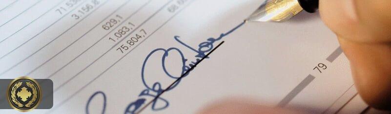 Reconhecimento de Firma – como é feito e para que serve?